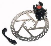 Кросс-кантри раздел:Дисковые тормоза:Avid:Тормоза Avid BB5 160мм чёрный