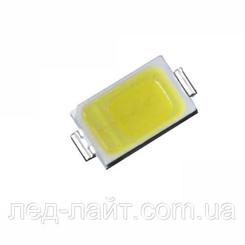 Светодиод SMD 5730 белый (6000К) 55Lm, 150мА, 3.2В