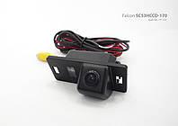 Штатная камера заднего вида Audi A4L,TT,A5 (Falcon SC53HCCD-170-R)