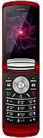 """Мобильный телефон Nomi i283 Red(2SIM) 2,8"""" 32/32МБ 0,3Мп АКБ 1000 мА*ч Гарантия!"""