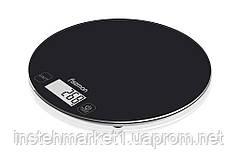 Кухонные весы электронные 18х1,5 см Fissman EL-0321.KS