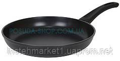 Сковорода с антипригарным покрытием низкая Биол Оптима 18 см 1804П
