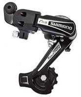 Кросс-кантри раздел:Переключатели задние:Shimano:Переключатель задний Shimano Tourney RD-TY21, 6-скор. c болтом