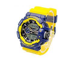 Мужские часы Casio G-SHOCK GA-400-9BER оригинал