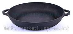 Порционная сковорода чугунная Ситон 20 см