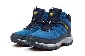 Женские зимние ботинки в стиле Vegas, синие 36 (22,1 см)