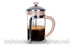 Заварочный чайник Fissman с поршнем CAFE GLACE 600 мл 9055