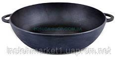 Сковорода жаровня чугунная Ситон 23 см