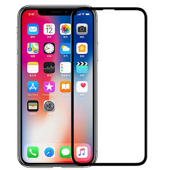 Защитное стекло Nillkin (CP+PRO) для Apple iPhone XR / 11