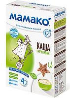 MAMAKO Каша на козьем молоке Гречневая (низкоаллергенная) 4м+ 200г