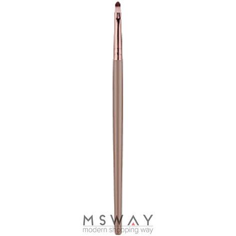 Luxury Кисть для макияжа MA-13 для теней малая плоская закругленная, фото 2