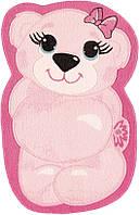 Коврик в детскую комнату Confetti Pretty Bear 80*127
