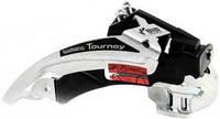 """Кросс-кантри раздел:Переключатели передние:Shimano:Передний переключатель - Shimano FD-TX51 """"Tourney"""", 48T, черно-серый"""