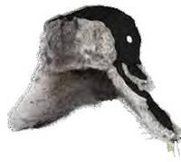 Шапка-ушанка на натуральном меху   NORFIN-302764