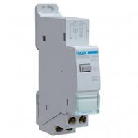 Импульсное реле электронное Hager EPN410 1НО 16A/230В