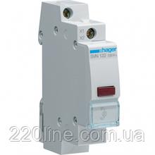 Индикатор LED 230V красный SVN122 Hager