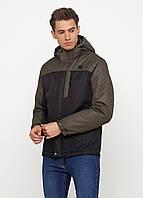 Мужская демисезонная куртка Danstar K-176z (50) комбинированная