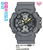 Мужские часы Casio G-SHOCK GAC-100-8AER оригинал