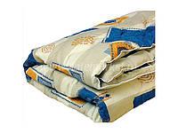 Одеяло двуспальное шерстяное евро Чарівний сон  Уют 200х210