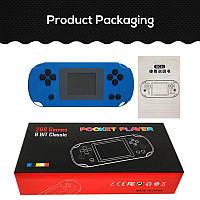 Игровая приставка 268 игр 8 bit Pocket Player, фото 1