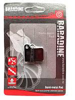 Колодки под дисковый тормоз Baradine DS-15+SP-15 / SHIMANO DIORE/NAXAVE BR-M555/C-92 гидравлические