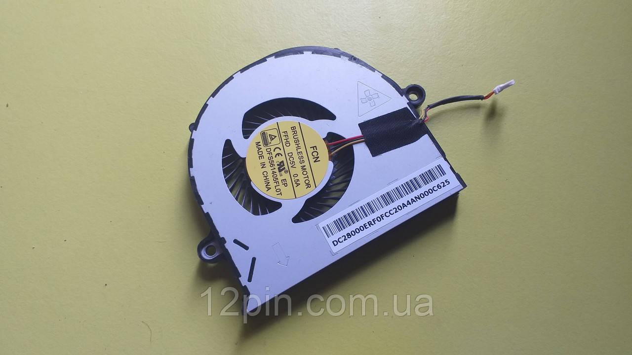 Вентилятор  ноутбука Acer E5-511 б/у оригинал