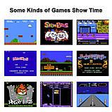 Игровая приставка 268 игр 8 bit Pocket Player Yellow, фото 3