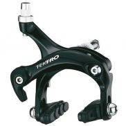 Fixed и Шоссе раздел:Тормоза:Tektro:Тормоз механический ободной калиперные Tektro R312  комплект черн.