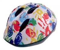 Шлемы, защита, перчатки...:Шлемы:Bellelli:Шлем детский BELLELLI HAND белый, размер M