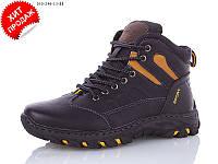 Ботинки зимние для подростка р 39 (5192-00)