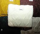 Женский теплый вязаный свитер с рукавом регланом и узорной вязкой 82sv598, фото 4