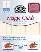 Канва Magic Aida DMC 35х45 см,белая, фото 1
