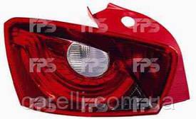 Фонарь задний для Seat Ibiza '08- правый (DEPO) 5-дверная
