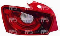 Фонарь задний для Seat Ibiza '08- левый (DEPO) 5-дверная
