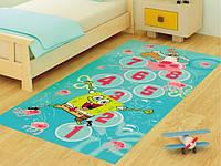 Коврик в детскую комнату Confetti Sponge Bob SekSek 100*200
