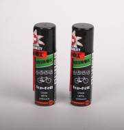 Уход за велосипедом:Смазки цепи:Brunox:Смазка для цепи Brunox Turbo-Spray Top-Kett