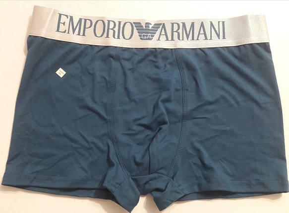 Трусы Emporio Armani копия хлопок с бамбуком размер 2XL, фото 2