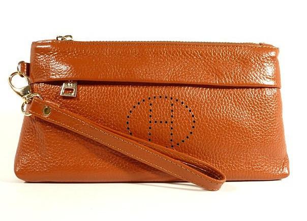 702444e6ad03 Клатч - кошелек женский натуральная кожа коричневый 1905 - Интернет-магазин
