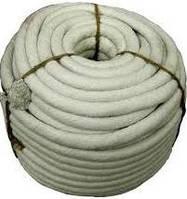 Термошнур d12мм. 1260С плетенный керамический бухта 10 кг., фото 1