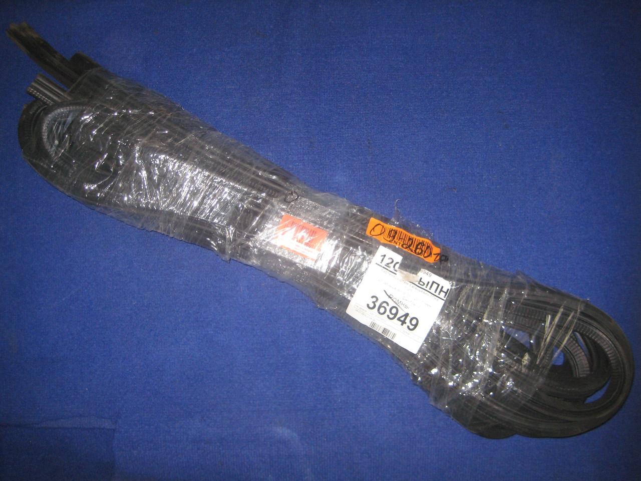 Уплотнитель дверей Славута ЗАЗ 1103 ВАЗ 2109 21099 2114 2115 БРТ
