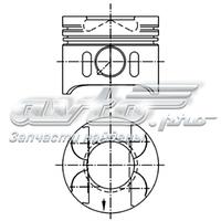 97482610 Kolbenschmidt Поршень в комплекте на 1 цилиндр, 2-й ремонт (+0,50)