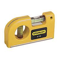 Уровень 87 мм карманный Stanley Pocket Level (0-42-130)