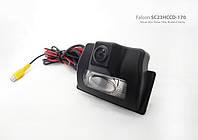 Штатная камера заднего вида Nissan New Teana,Tiida,Bluebird Sylphy (Falcon SC23HCCD-170)