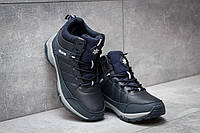 Женские зимние ботинки в стиле Vegas, тёмнo-cиние 36 (22,1 см)