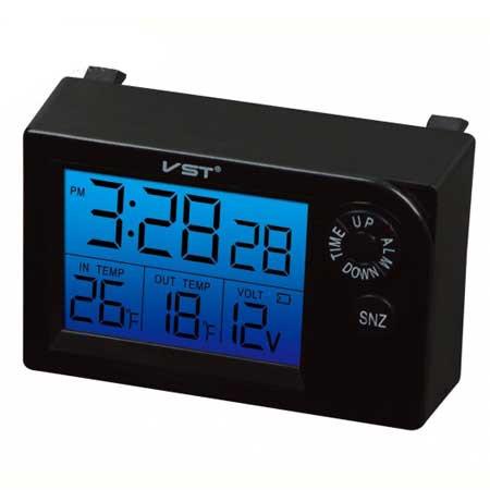 Автомобильные часы VST 7048V ВАЗ 2107, цена 237 грн., купить в ... 6fa3667b58e