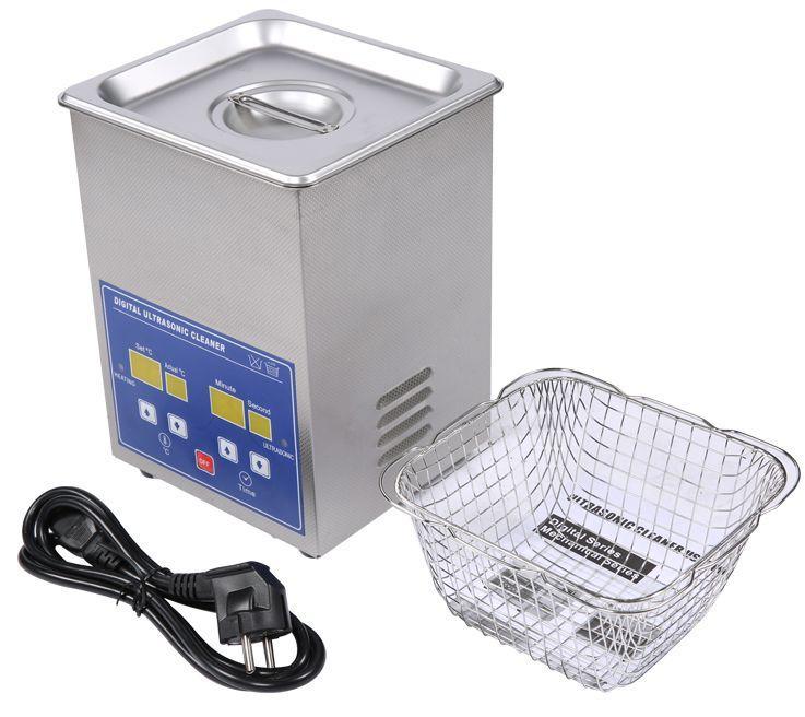 Ультразвуковая ванна Jeken PS-08A  (1.3Л, 70Вт, 40кГц, подогрев до 80℃, таймер 1-30мин.)