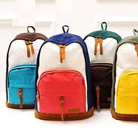 Рюкзак школьный городской молодёжный в наличии 4 ЦВЕТА Оригинальный ,высококачественный,  фабричный!