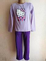 Костюм-пижама Kitty для девочки 110-116