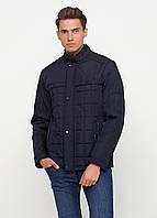 Мужская демисезонная куртка Danstar K-159 (50) синяя