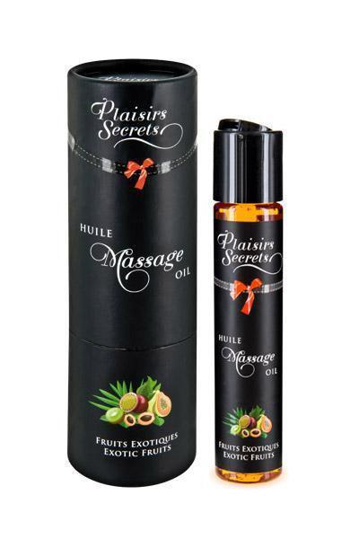 Массажное масло Plaisirs Secrets Exotic Fruits (59 мл)